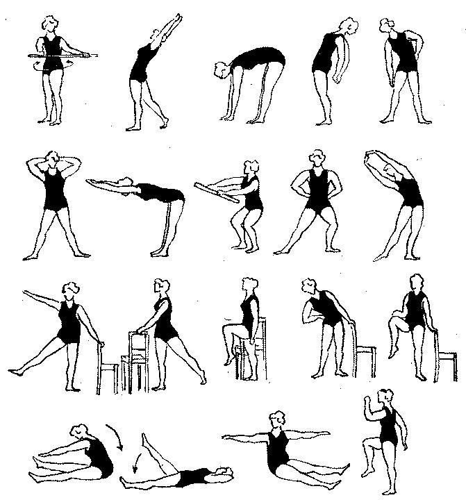 Гимнастика во время беременности. 16 недель